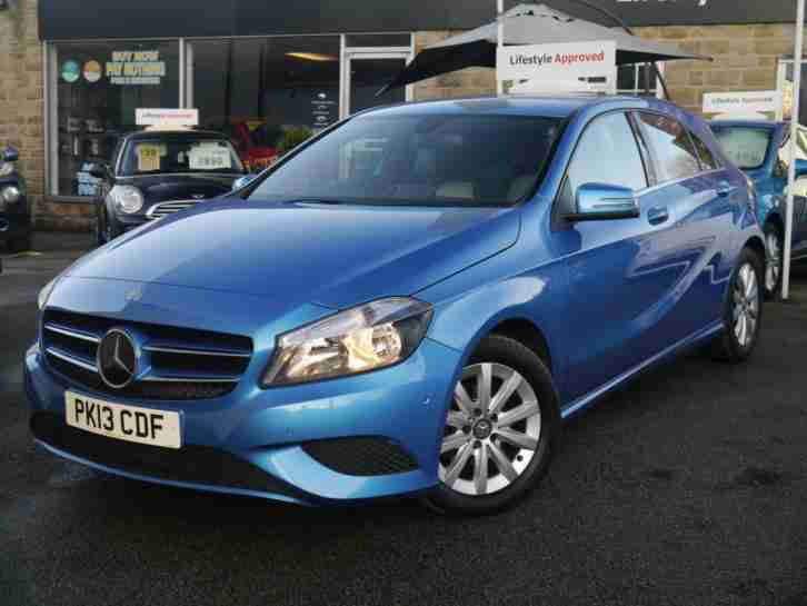 Mercedes Benz A180 1.8CDI SE Blue Efficiency