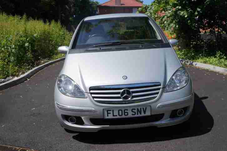 Mercedes Benz A180. Mercedes-Benz car from United Kingdom