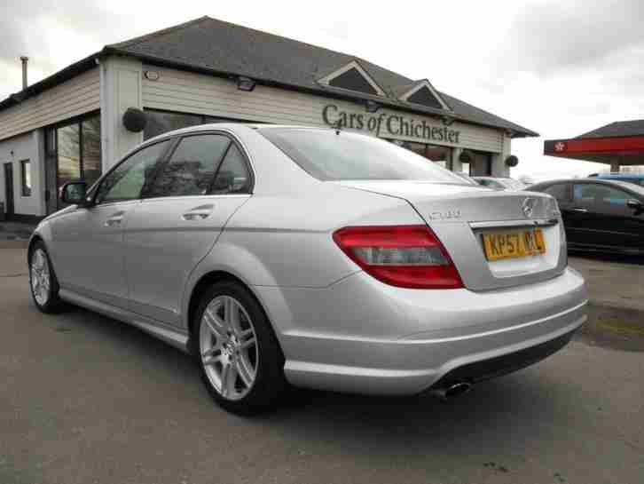 Mercedes-Benz C Class C180 Kompressor AMG Sport Manual 51000 miles 2007/57