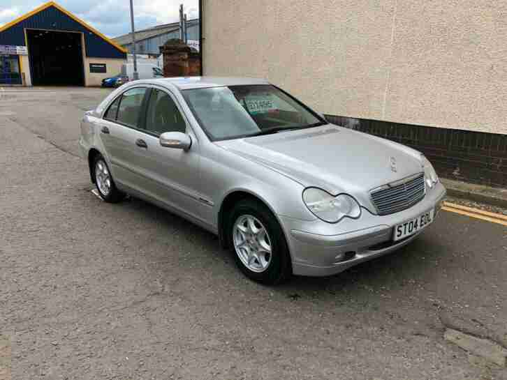 Mercedes Benz C200 1.8 automatic petrol 04