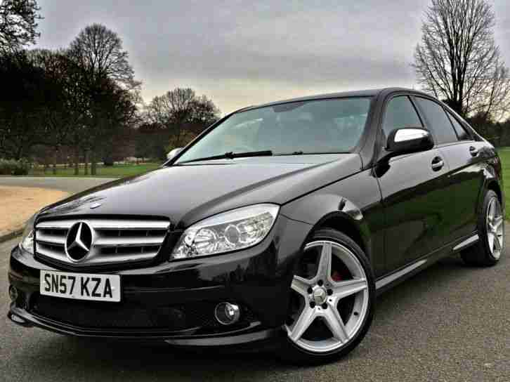 Mercedes Benz C200 2.1TD SE MANUAL 85,000