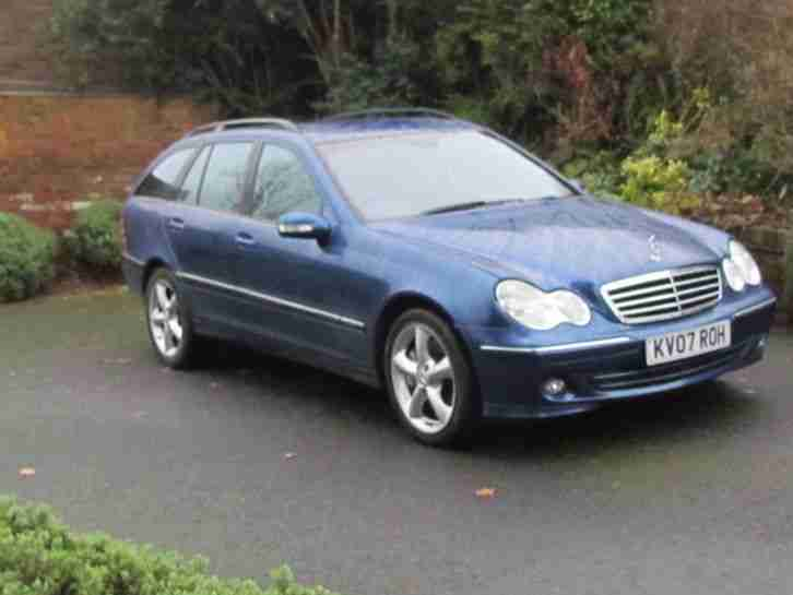 Mercedes benz c220 2 1td auto 2006my cdi avantgarde se for Mercedes benz c220 cdi for sale