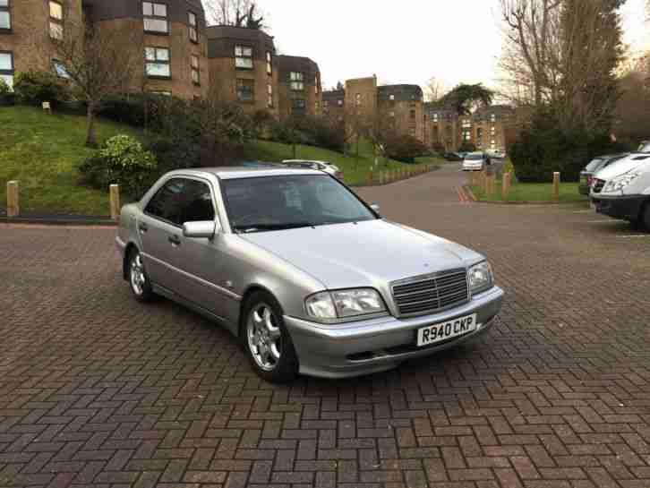 Mercedes benz c240 sport 1998 r reg car for sale for Mercedes benz c240