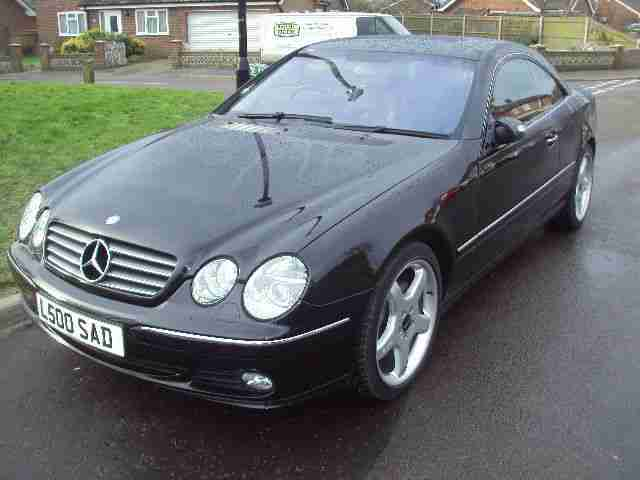 Mercedes Benz Cl500 Price Mercedes Benz Cl500