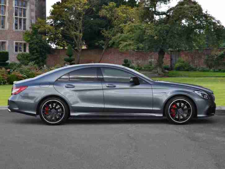 Mercedes benz cls 2017 amg cls 63 s 4dr tip auto coupe for Mercedes benz cl coupe for sale