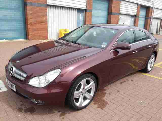 Mercedes Benz CLS320 3.0CDi 7G Tronic 320