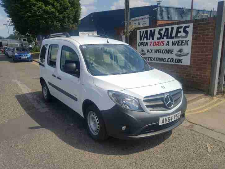 Mercedes Benz Citan 1.5CDI Long Traveliner