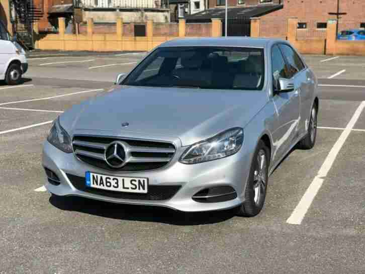 Mercedes Benz E Class E220 CDi BlueEFFiCiENCY
