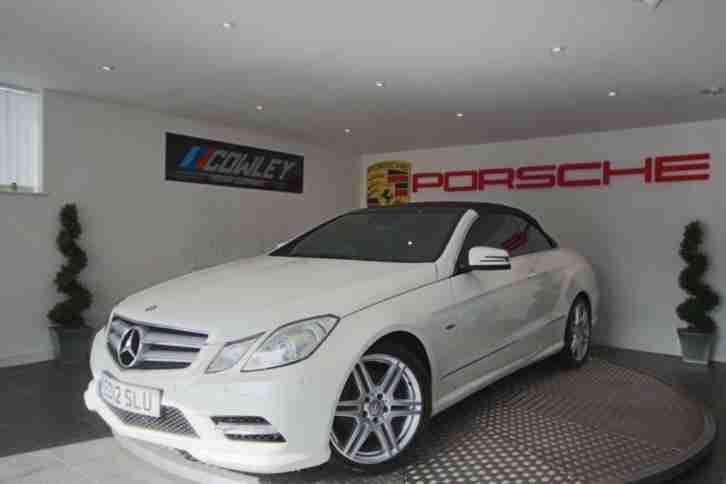 Mercedes Benz E Class E350 3.0 CDi BlueEFFICIENCY (265) Avantgarde 5dr 2012 12