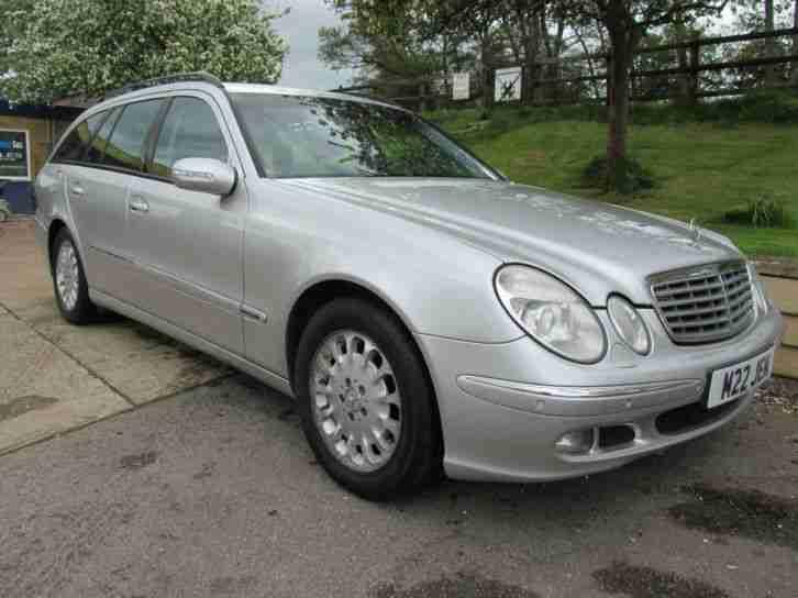 Mercedes benz e320 3 0td 7g tronic 2005 cdi elegance for Mercedes benz service g