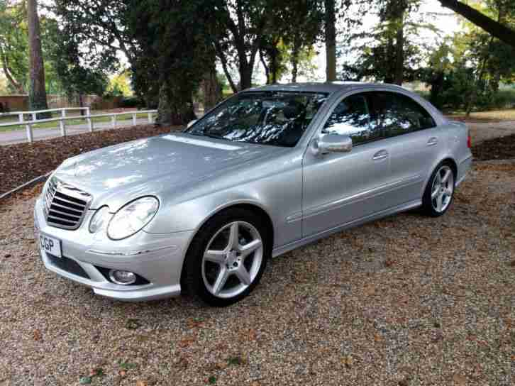 mercedes benz e320 cdi auto w amg sport pack brabus car for sale. Black Bedroom Furniture Sets. Home Design Ideas