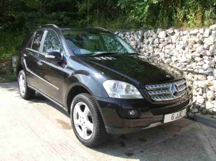 Mercedes Benz ML320 3.0TD CDI 7 G Tronic