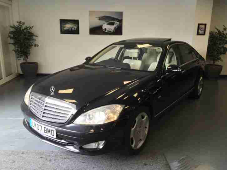 mercedes benz s 600 v12 twin turbo 2007 car for sale. Black Bedroom Furniture Sets. Home Design Ideas
