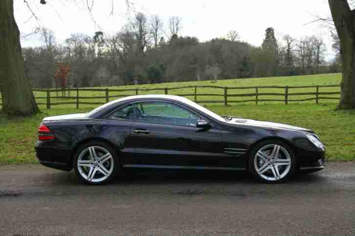 Mercedes Benz SL 350 Sport Edition 7G Tronic