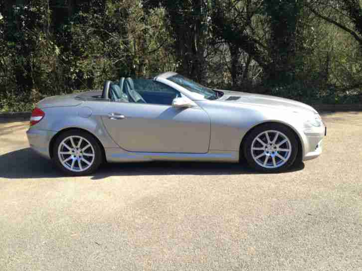 Mercedes Benz SLK200 Kompressor LOW MILEAGE