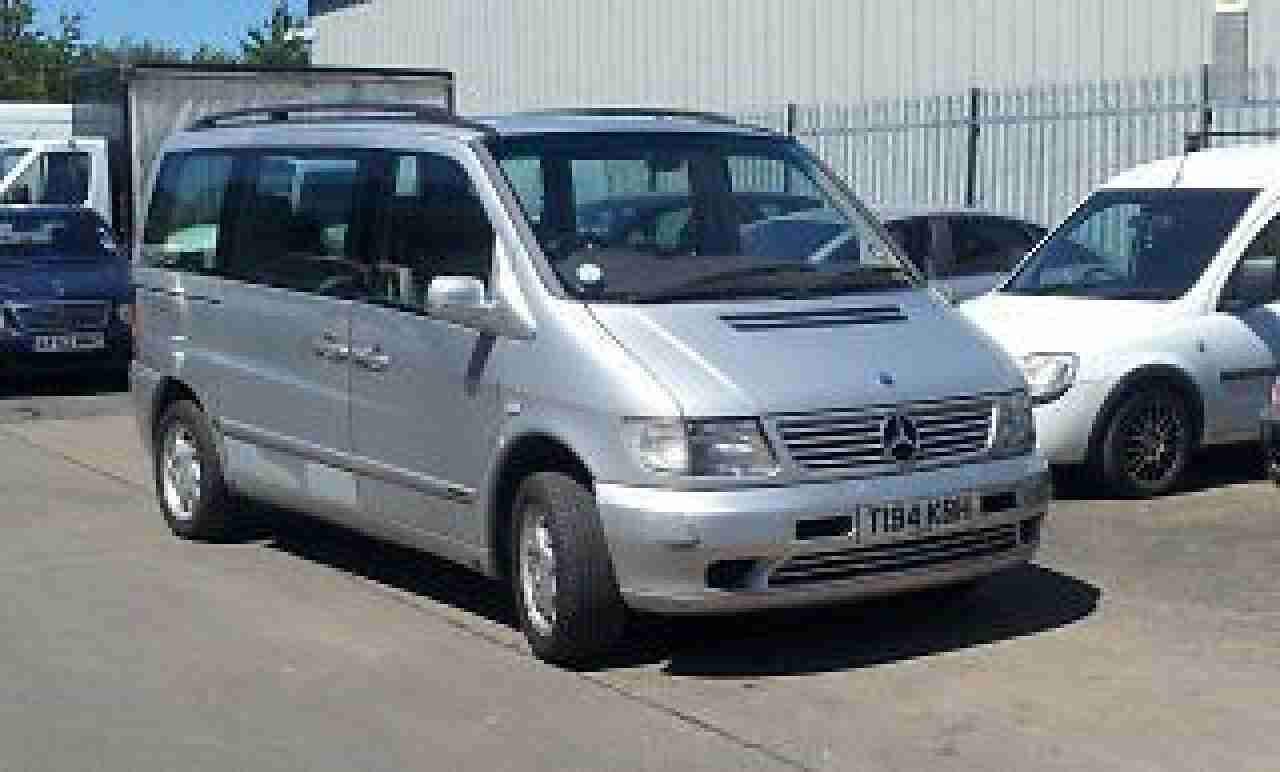 Mercedes benz v class 2 3 v230 ambiente lpg car for sale for Mercedes benz v class for sale