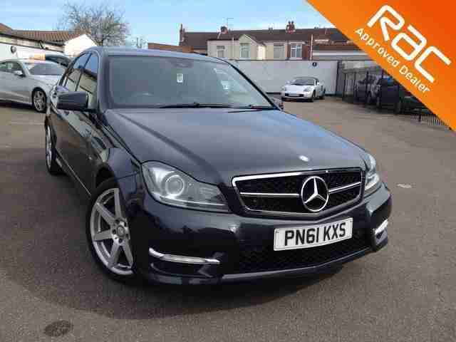 Mercedes C Class 3.0 C 350 CDI BLUEEFFICIENCY