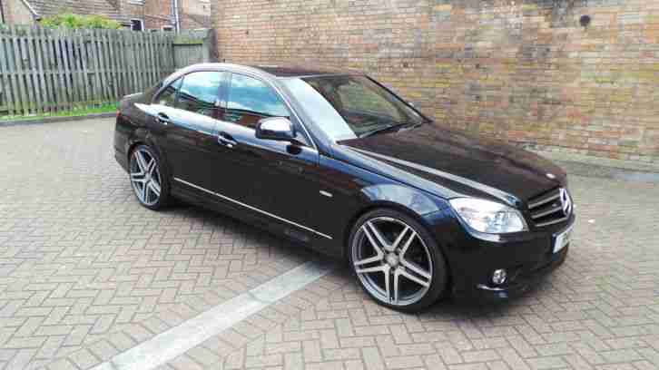 Mercedes c220 cdi sport amg black series auto car for sale - Mercedes c220 coupe amg sport ...