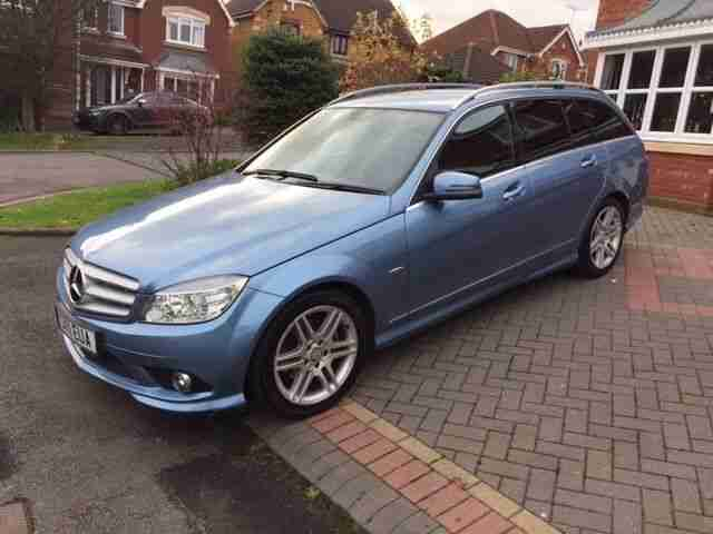 Mercedes C220 CGI Sport Estate 43k miles