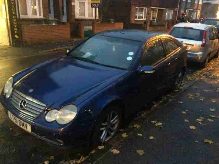 Mercedes coupe c220 cdi auto for spares or repairs starter for Mercedes benz car starter