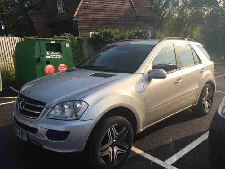 Mercedes ML320 56 plate Good runner