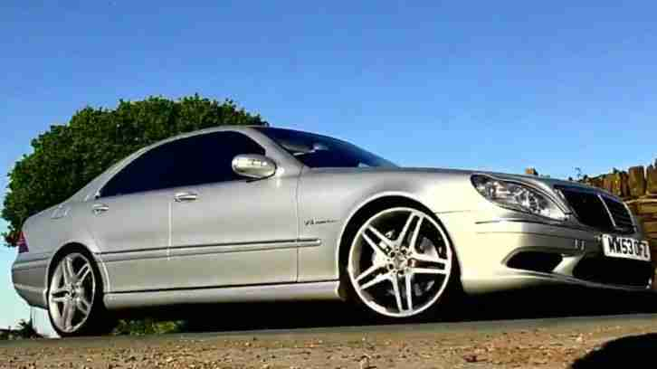 Mercedes s55 amg kompressor supercharged v8 s500 s63 for Mercedes benz v8 kompressor