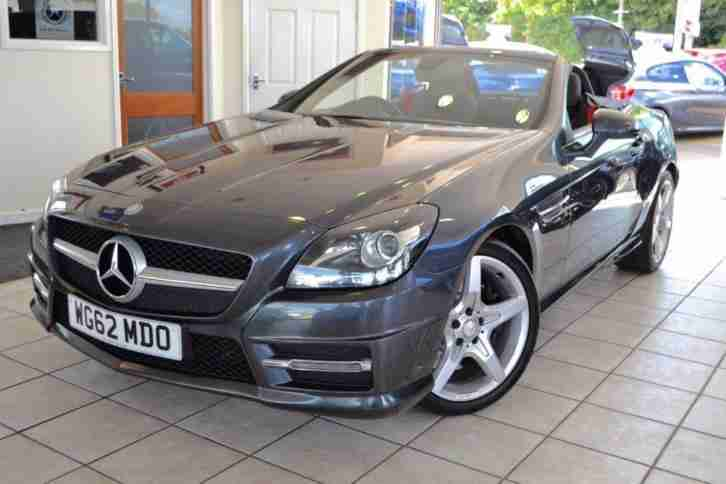Mercedes SLK SLK250 BLUEEFFICIENCY AMG SPORT