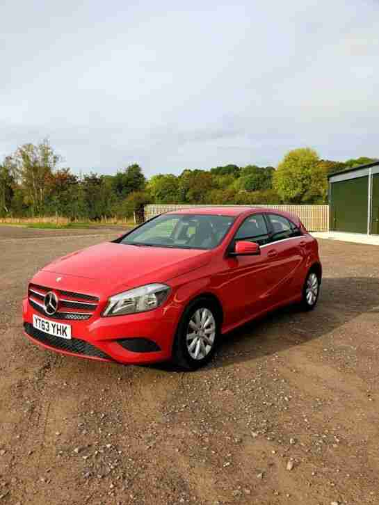 Mercedes a180 Blue Efficiency 1.5D AMG style 2013 63