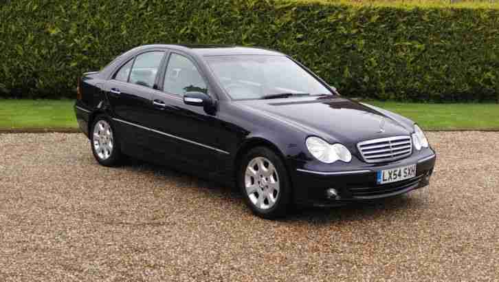 Mercedes C270 Cdi Advantage Facelift Car For Sale