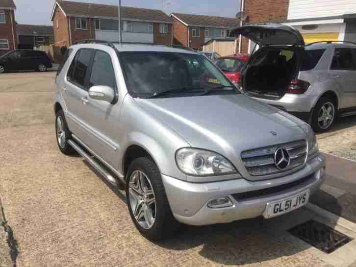 Mercedes ml270 cdi facelift