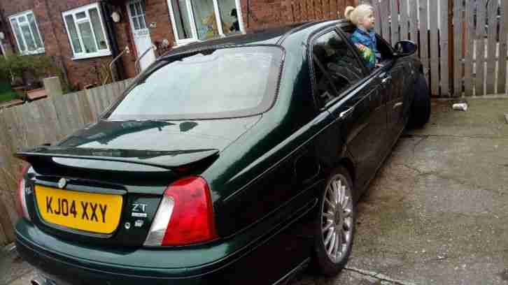 MG Zt 190. MG car from United Kingdom