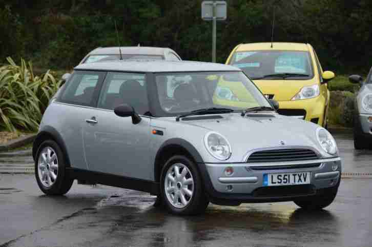 Mini One. Mini car from United Kingdom