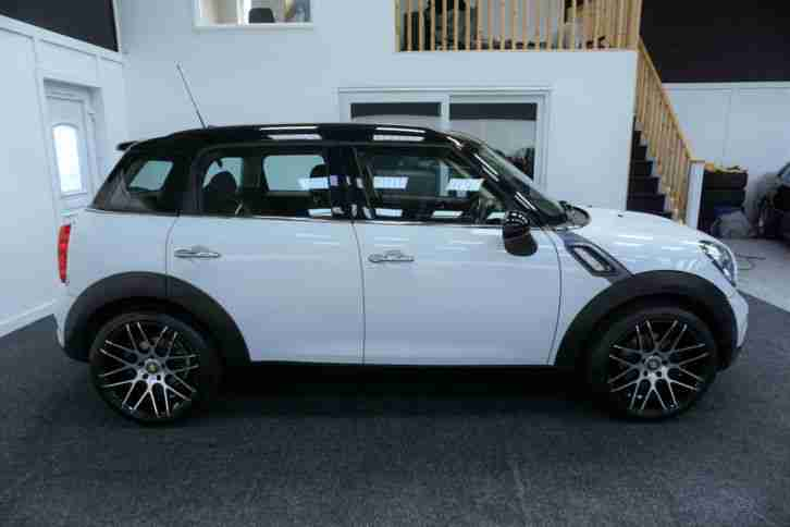Mini COUNTRYMAN COOPER S 2010 1.6 CHILI PACK