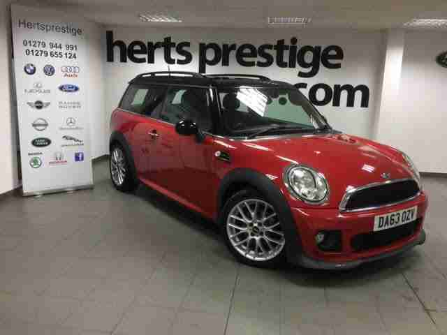 Mini Clubman 1.6TD Cooper D + Chili Pack John Cooper Bodystyling 17 Alloys