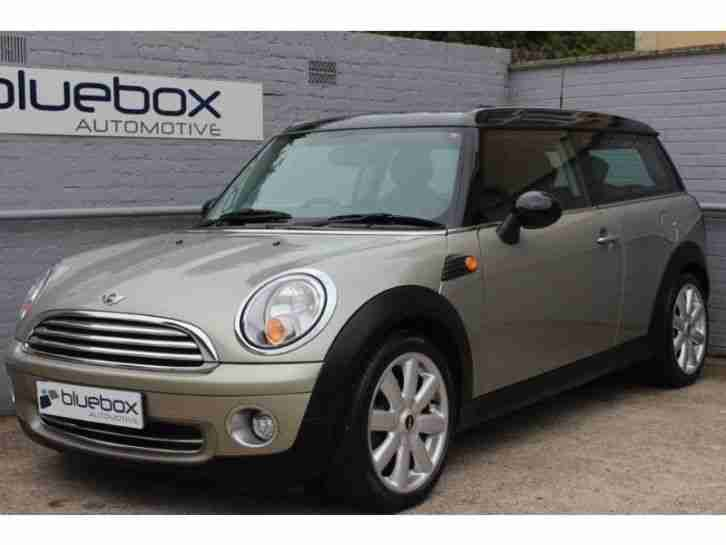 Clubman Cooper S PETROL AUTOMATIC 2008