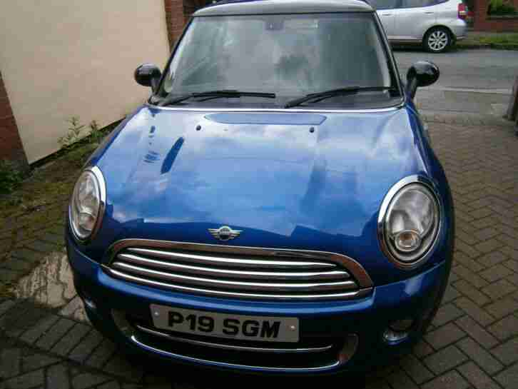 Cooper 1.6 Only 36k