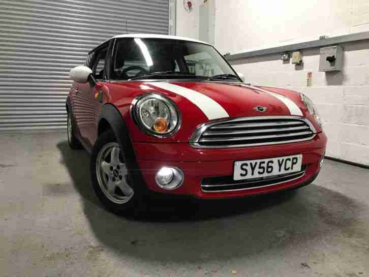 Cooper 1.6 (new shape R56) 6 speed 12