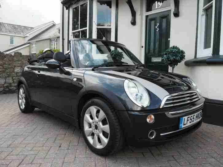 Cooper Convertible Ultra Low Mileage