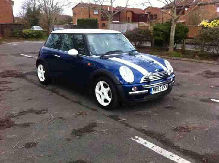 Mini Cooper Low mileage for year