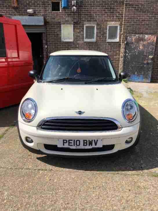 Mini Cooper One Pepperwhite Car For Sale