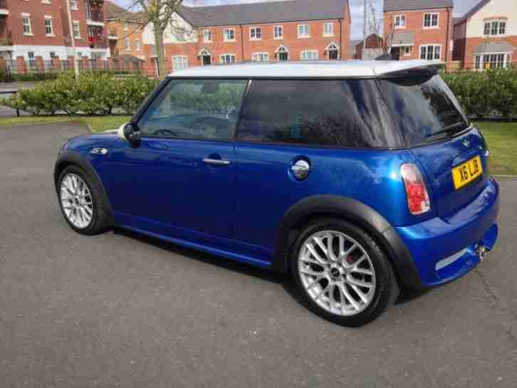 mini cooper s 2006 jcw body kit car for sale. Black Bedroom Furniture Sets. Home Design Ideas