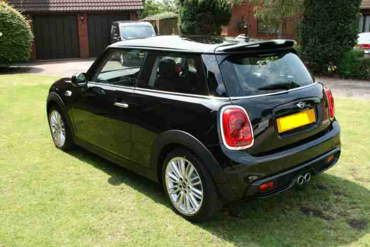 mini cooper s 2014 car for sale. Black Bedroom Furniture Sets. Home Design Ideas
