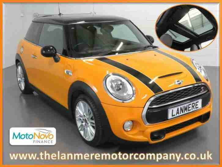 Mini Cooper S Chili Pack 2.0 192 bhp 3dr Hatchback 6 speed manual