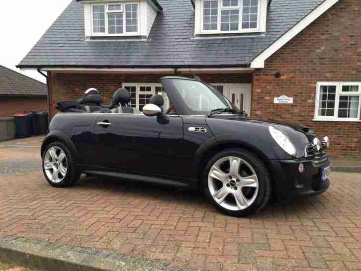 mini cooper s convertible 2006 car for sale. Black Bedroom Furniture Sets. Home Design Ideas