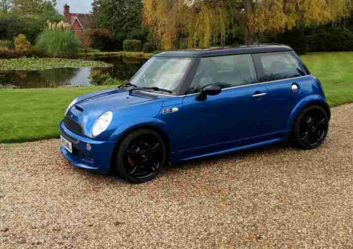 Cooper S JCW John Cooper Works, Sparco