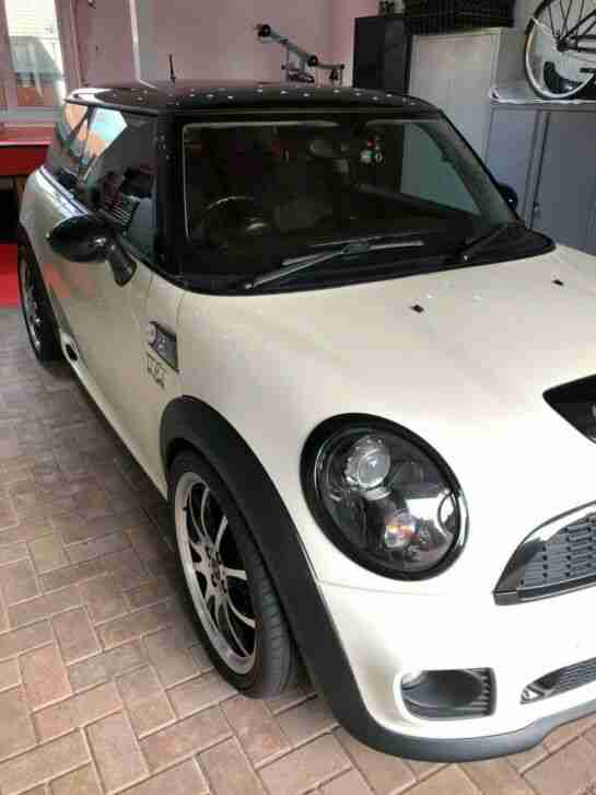 Mini Cooper S. Other car from United Kingdom