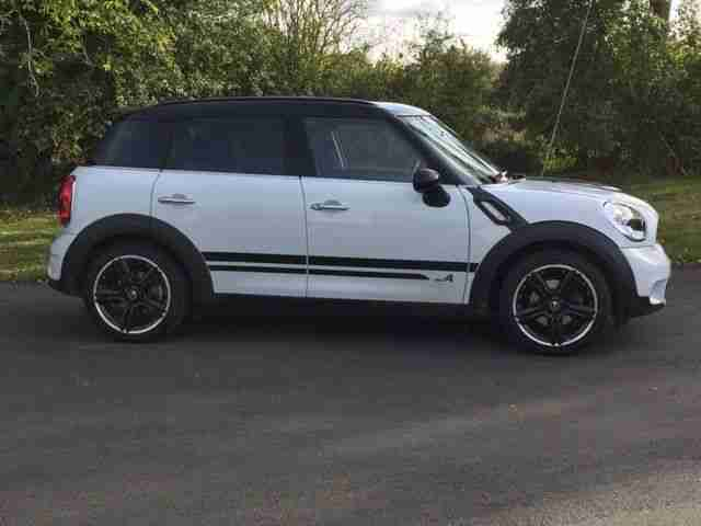 Cooper SD all 4 Countryman