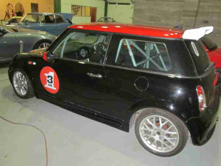 Fantastic Mini Miglia Challenge Car 2005
