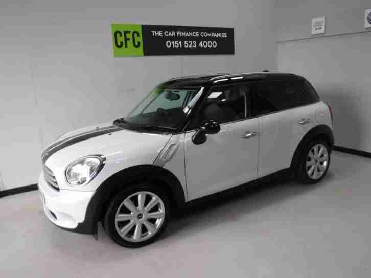 Mini Countryman 1.6TD Cooper Diesel BUY FOR ONLY £36 A WEEK FINANCE £0 DEPOSIT