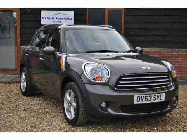Countryman 2.0TD Cooper D 5dr IMMACULATE